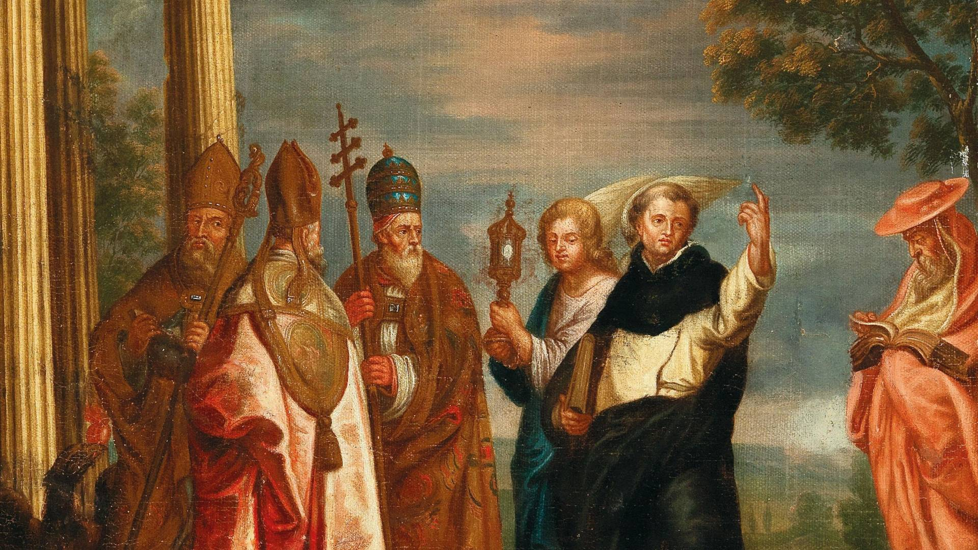 Deacon-structing Church Fathers: Latin Fathers
