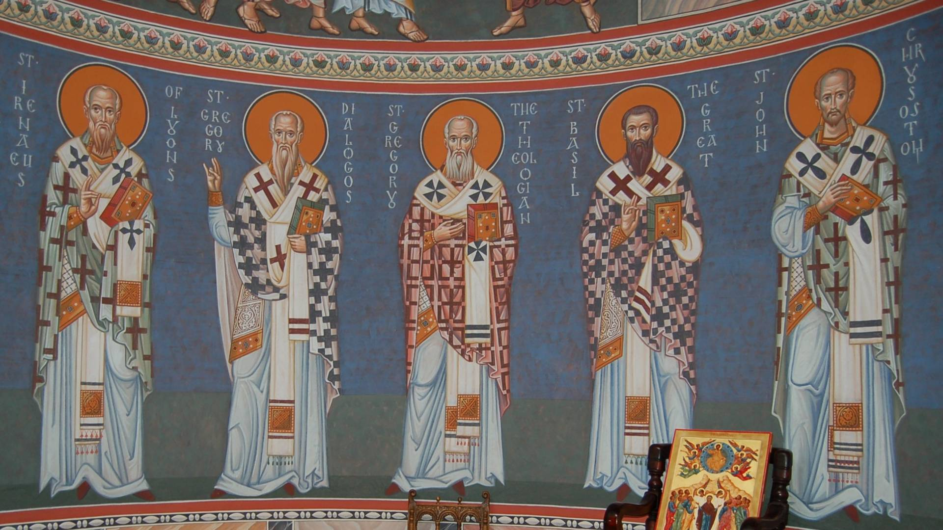 Deacon-structing Church Fathers: Greek Fathers