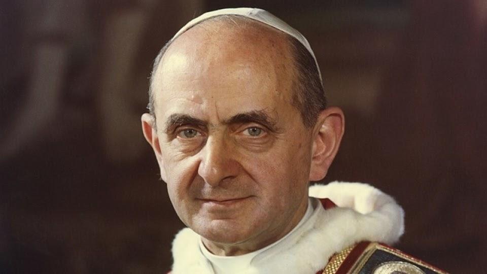 Saint Paul VI, prophet
