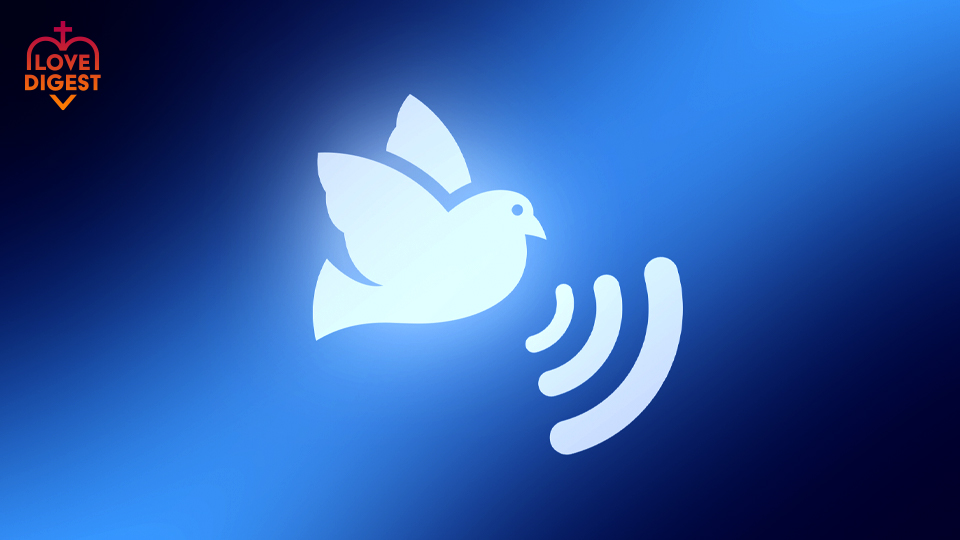 God incognito: The Holy Spirit, divine WiFi | Love Digest