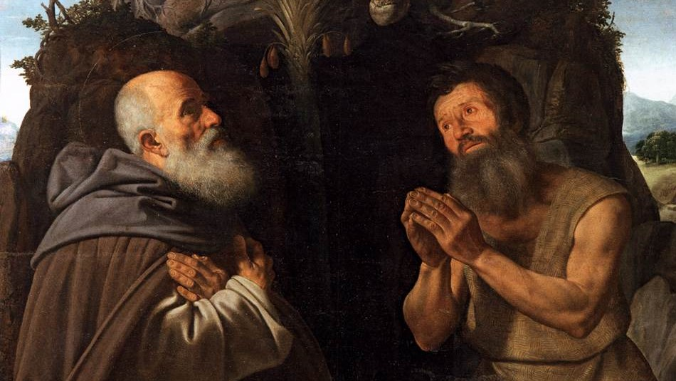Deacon-structing Church Fathers: Desert Fathers