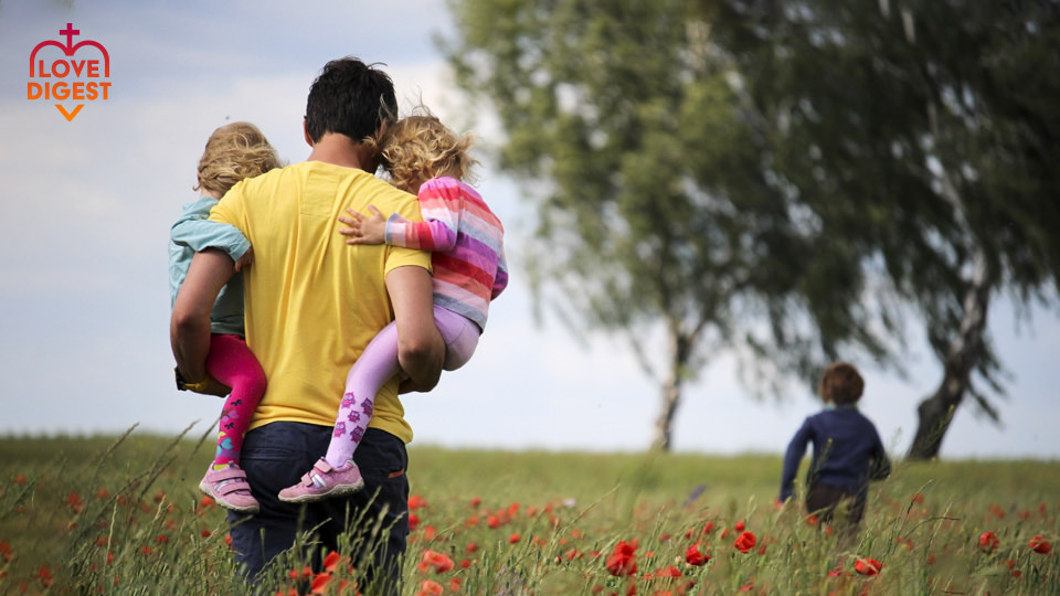 Wanted: Fathers who are there | Love Digest