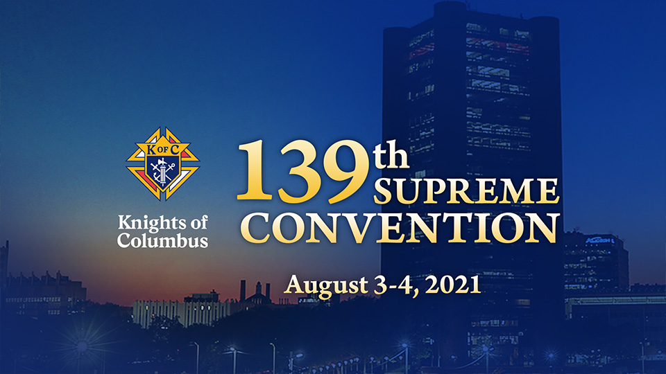 Knights of Columbus 139th Supreme Convention airing next week on Salt + Light TV
