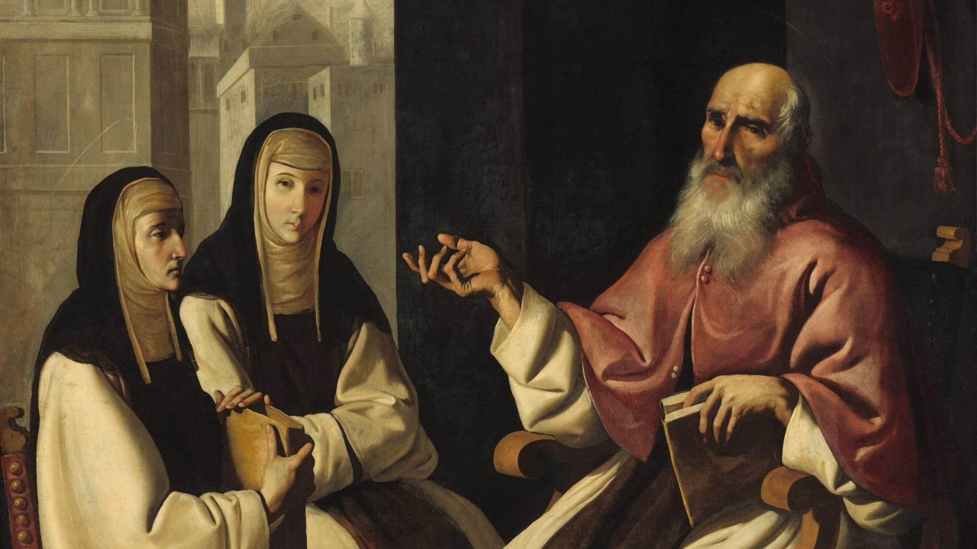 Deacon-structing Church Mothers, part 5