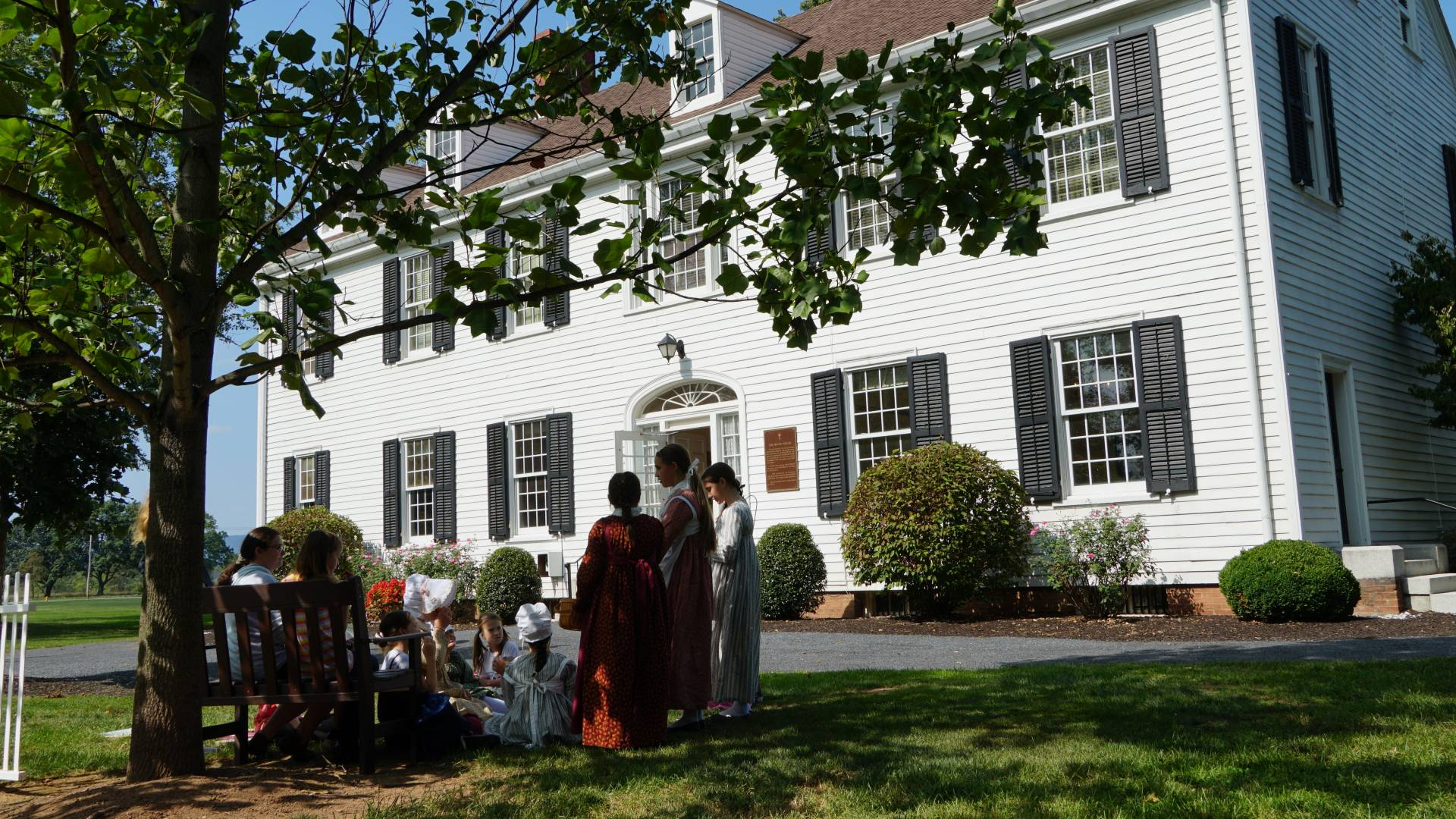 4 things not to miss at the Seton Shrine | Historia Vitae