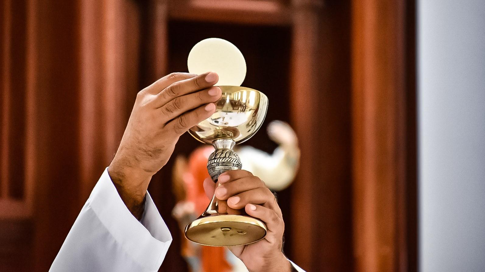 Deacon-structing receiving Communion, part 2