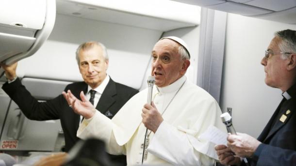 Pope @ WYD RIO