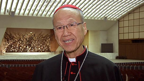 香港主教湯漢樞機