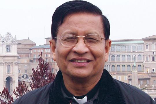 Charles Maung Bo