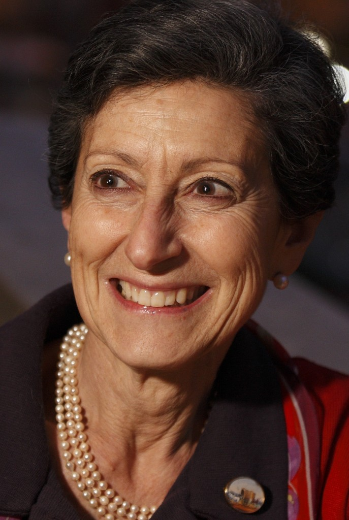 FLAMINIA GIOVANELLI, NEWLY APPOINTED UNDERSECRETARY OF PONTIFICAL COUNCIL FOR JUSTICE AND PEACE