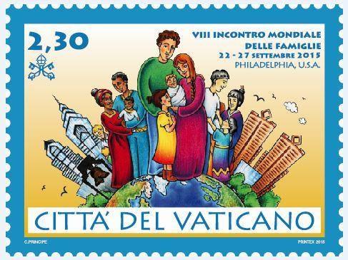 WFM - New Vatican postage