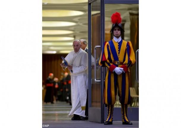 Entering Synod