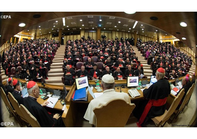 Wide Shot of Synod
