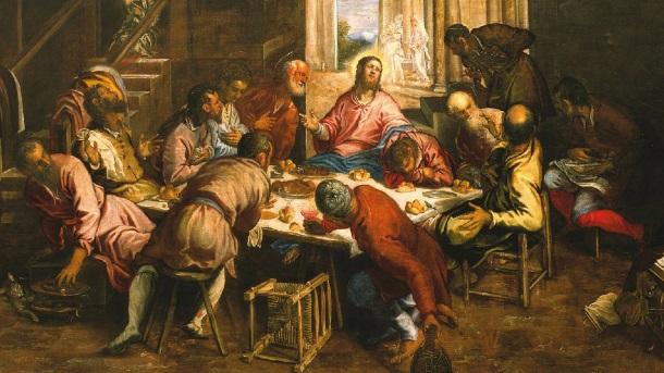 逾越節三日慶典首天: 聖週四主的...