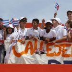 古巴教會為無法前往克拉科夫的青年舉辦世青節