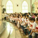 教會透視:浙江溫州教區142名青年領受入門聖事