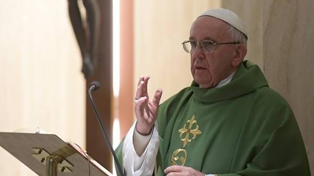 教宗:基督徒應秉持謙遜、溫和及忍耐來建設教會合一