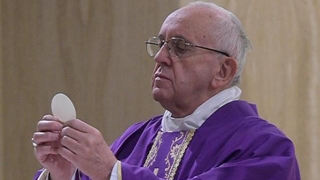 教宗:我們必須覺察自己對恩寵的抗拒
