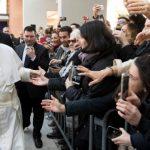 教宗訪問羅馬第三大學:大學是在差異中對話的場所