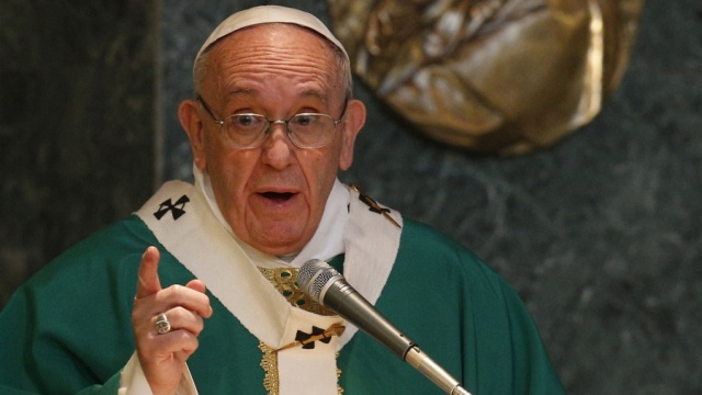 教宗:祈禱是對抗仇恨的一劑良藥