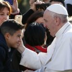 教宗與青少年談及兒時志願和生命中最困難的時刻