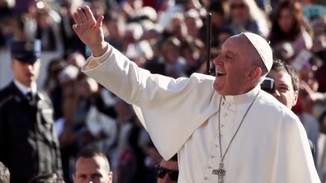 教宗方濟各牧靈訪問熱那亞行程安排