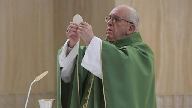 教宗:願上主賜予我們神聖的羞恥感,以戰勝野心的誘惑