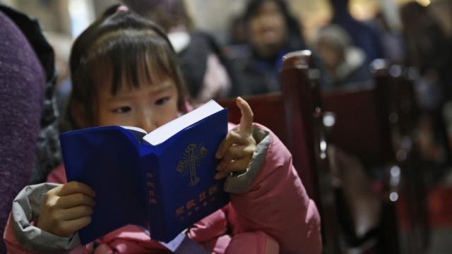 教宗勉勵中國天主教徒慷慨接納天主的愛的計劃