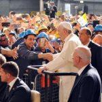 教宗會晤熱那亞勞工界人士:工作是人的優先事務