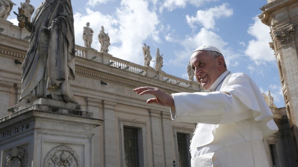 教宗公開接見:《天主經》是天主子女的祈禱