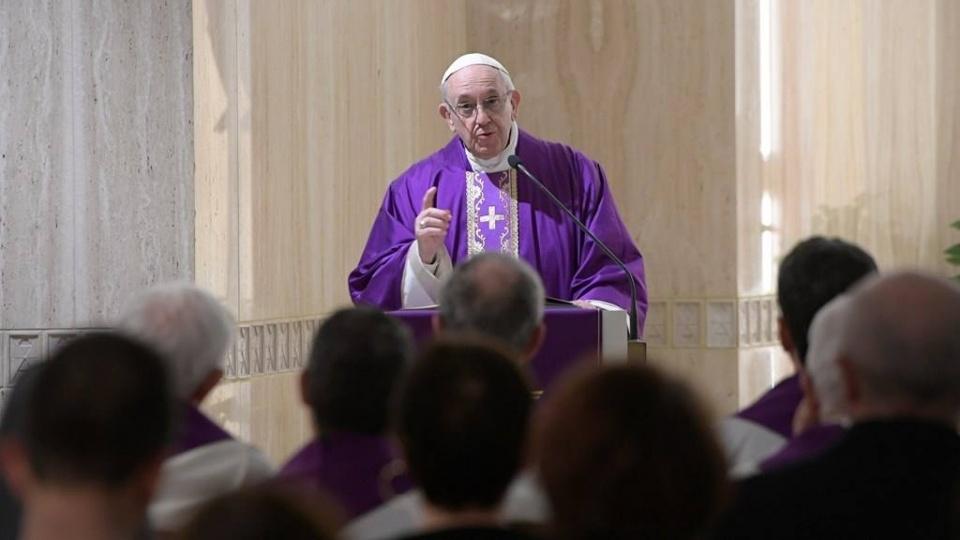 教宗:祈禱需要勇氣和耐心,不要偏離主題