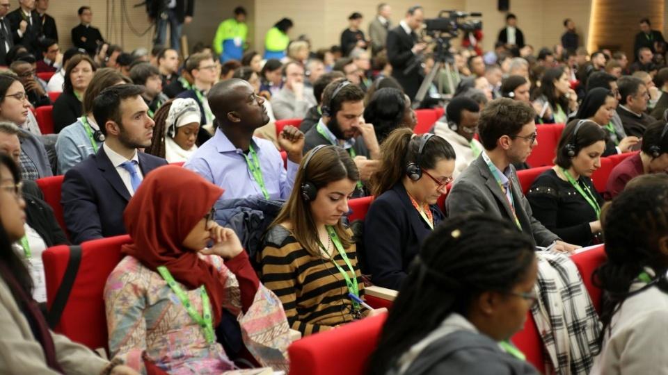 世界主教會議會前會議:探討今日的挑戰與分辨的課題