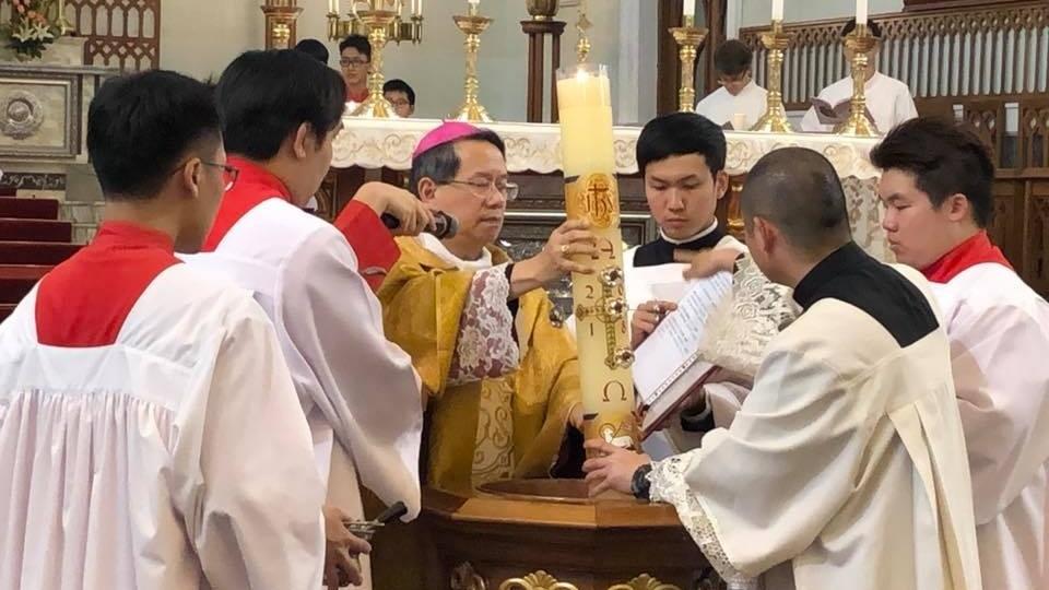 澳門教區李斌生主教2018年復活節文告