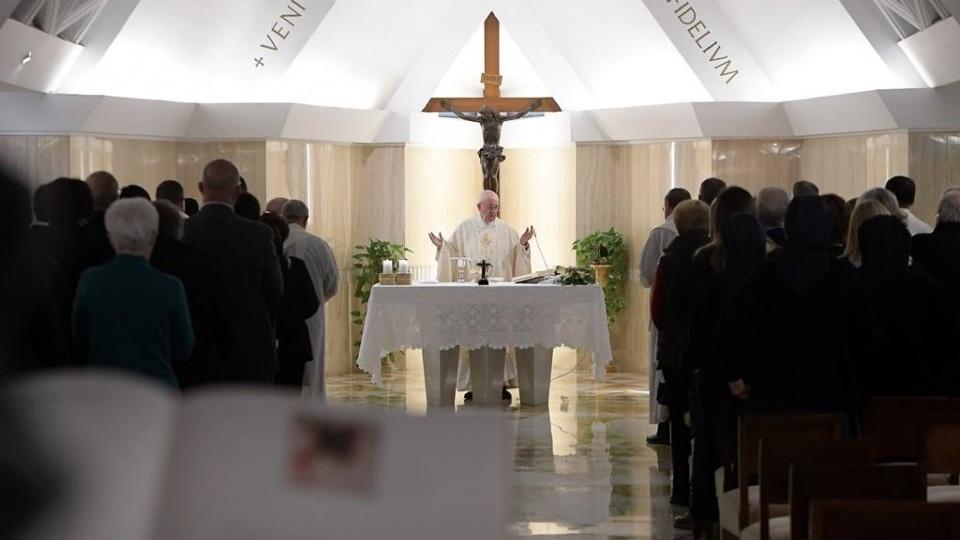 教宗:耶穌是真正自由的榜樣