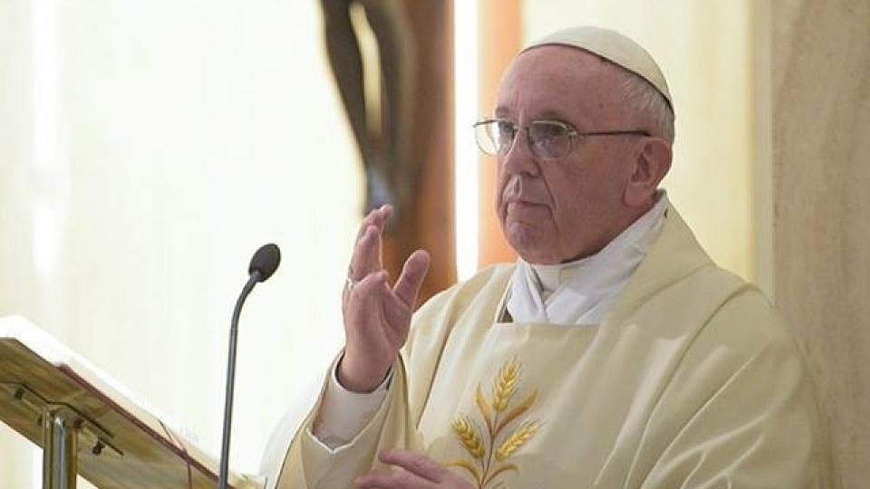 教宗:福傳不可坐而言,卻要起而行