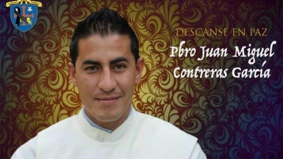 墨西哥司鐸在聖堂遇害身亡
