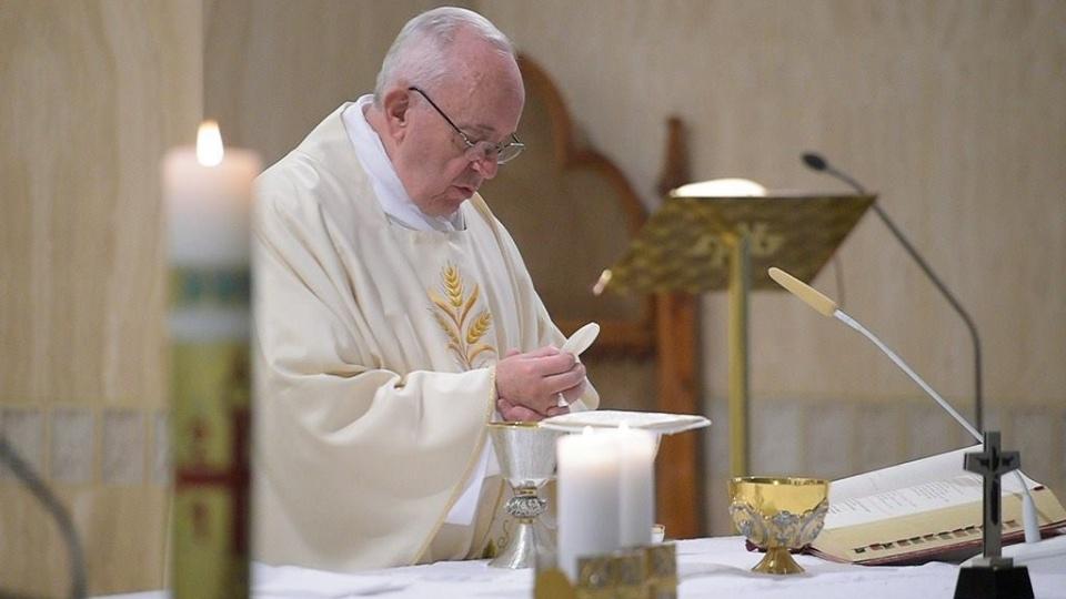 教宗:我們要分辨時代的訊號,向聖神敞開心扉