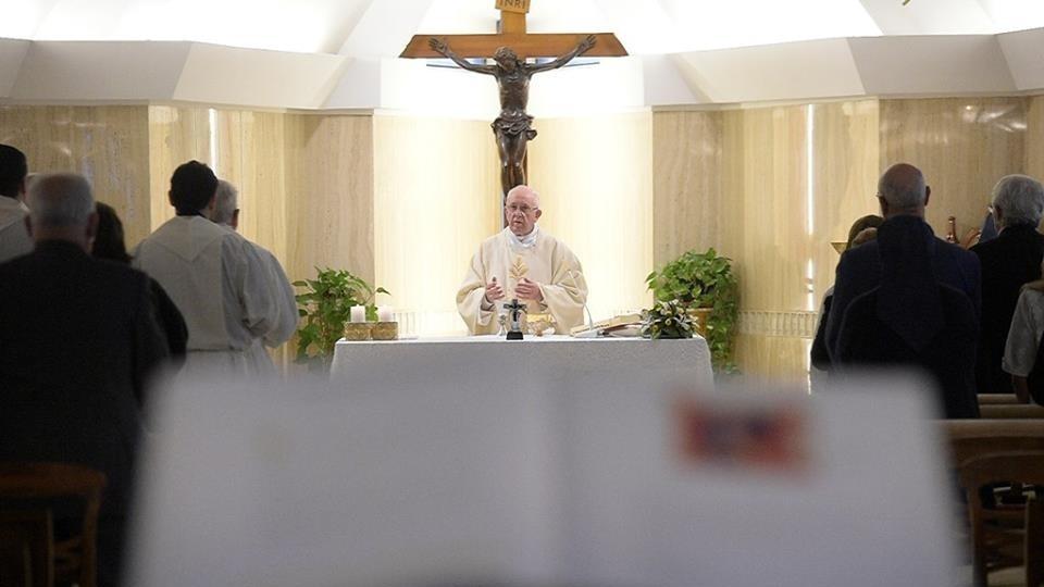 教宗:牧人應該懂得告別,應該成為羊群的主教