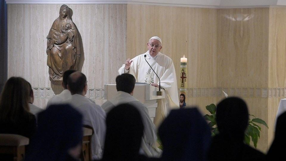 教宗:真正的合一是跟隨耶穌的道路