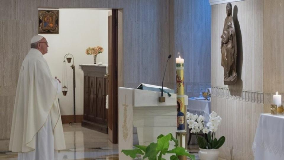 教宗:牧人應懂得愛、牧放並準備背負十字架
