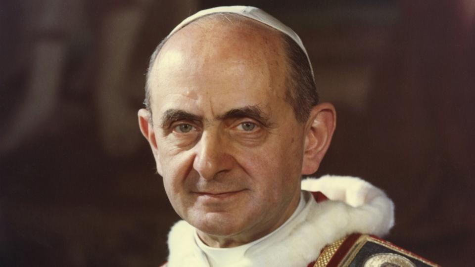 真福教宗保祿六世和真福殉道者羅梅洛總主教將於10月14日榮列聖品