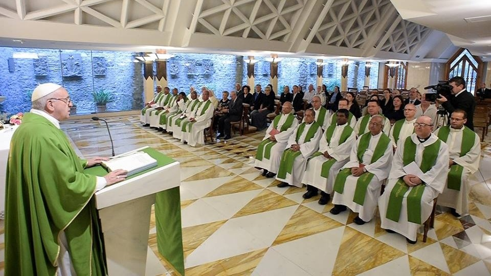 教宗:夫妻結合之美是天主的肖像