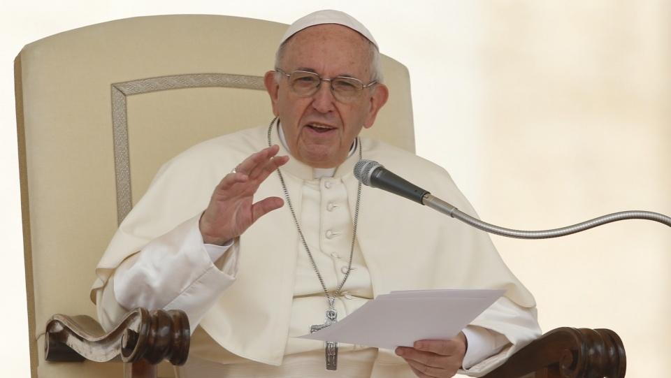 教宗公開接見:堅振聖事使信友們得以與教會密切結合