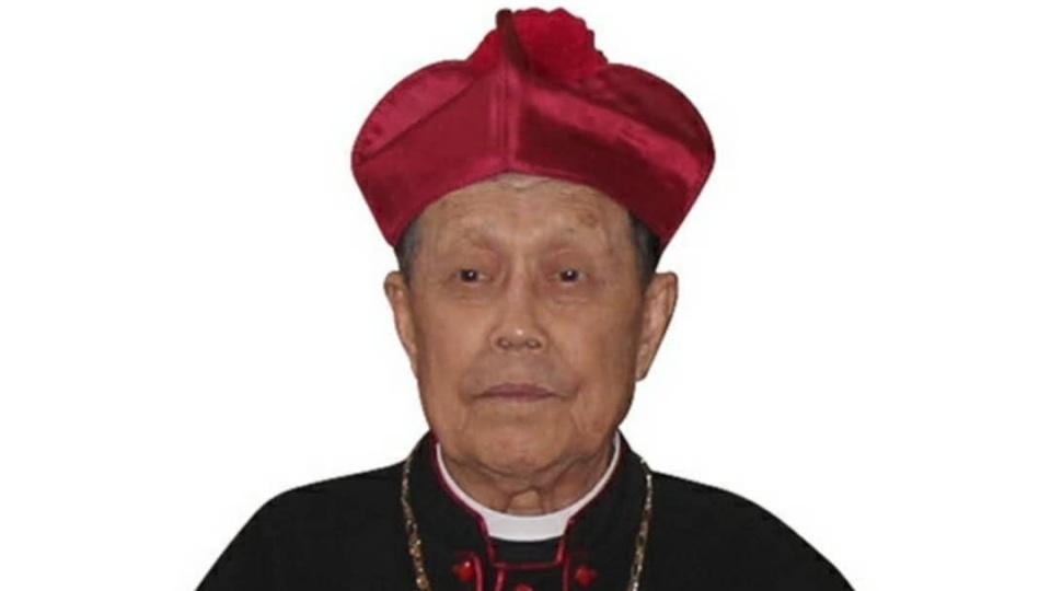 中國山東青島教區李明述主教安息主懷,享年94歲