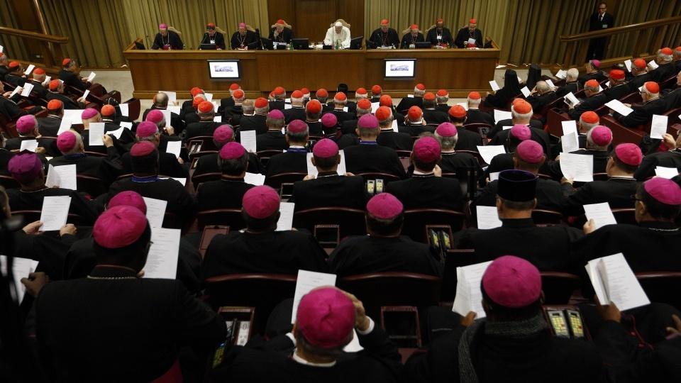 第15屆世界主教常務會議《預備會議文件》【中文版】