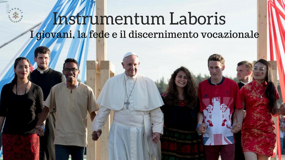 第15屆世界主教會議常規會議《工作文件》簡介