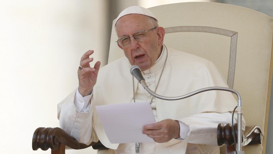教宗公開接見:天主不是一個主宰者而是一位父親