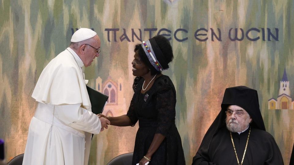 教宗訪問日內瓦:基督徒需要新的福傳動力