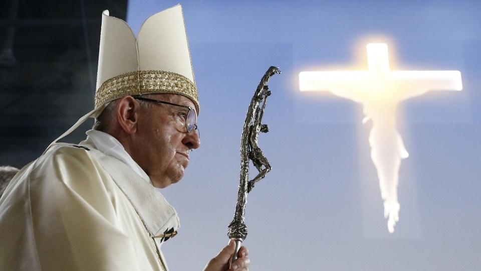教宗在日内瓦主持彌撒:我們要彼此相愛和寬恕