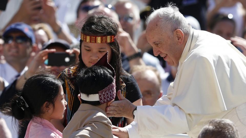 教宗公開接見:信仰應當從釋放開始而非義務